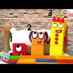 Numberblocks – The Zero Song | Learn to Count | Wizz | Cartoons for Kids