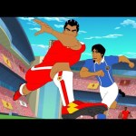 Supa Strikas | El Matador Finds Himself | Soccer Cartoons for Kids | Sports Cartoon