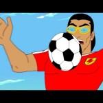 Supa Strikas Full Episode Compilation   Dribbler on the Roof   Soccer Cartoons for Kids