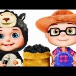Baa Baa Black Sheep And More | Fancy Babies Nursery Rhymes | Videogyan 3D Rhymes