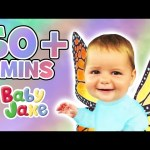 Baby Jake – Beautiful Butterfly | 60+ Minutes!