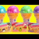 Genie Opens Smooshy Mushy Ice Cream Surprises ULTRA RARE Find
