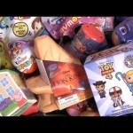 Kinder egg Paw Patrol Toy Story 4 PJ Masks Peppa Pig Lion King Surprises