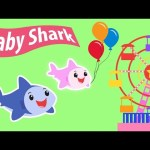 Baby Shark Carnival + More | Mommy Shark Week | Mother Goose Club Phonics Songs