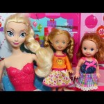 Barbie Advent Calendar Day 23 With Our Kelly Dolls Kids Toys