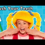 Brush Your Teeth + More | Mother Goose Club Nursery Rhymes
