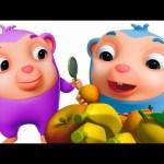 Five Little Monkeys Jumping On The Bed | Animinies Nursery Rhymes | Videogyan 3D Rhymes