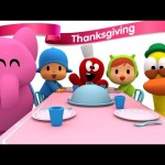 NEW EPISODE | Pocoyo – You are welcome for Thanksgiving