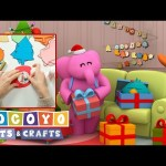 🎅POCOYO in ENGLISH📏: Arts & Crafts – Advent Calendar | VIDEOS and CARTOONS FOR KIDS