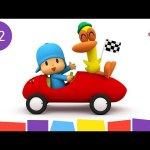 POCOYO WORLD: The Great Race (EP22) | 30 Minutes with close caption