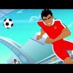 Supa Strikas Best Tricks & Skills   Kids Cartoon
