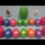 The Incredibles Surprise Egg Learn-a-Word! Spelling Endangered Animals!  Lesson 9