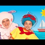 A Day at the Beach + More | Mother Goose Club Nursery Rhymes