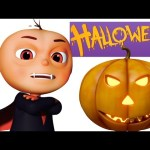 Five Little Babies In A Haunted House (SINGLES) | Halloween Song | Videogyan 3d Rhymes | Scary Song