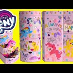 Genie Coloring My Little Pony Treasure Box With MLP Surprises