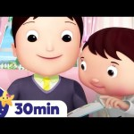 I Love My Parents Song! | +More Little Baby Bum! Nursery Rhymes & Kids Songs | ABCs and 123s