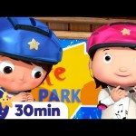 Learn How To Skate Song! | +More Little Baby Bum! Nursery Rhymes & Kids Songs | ABCs and 123s