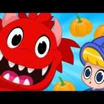My Pet Monster's Monster Friend – My Magic Pet Morphle Kids Halloween Videos