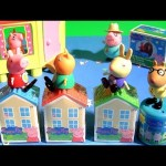 Nickelodeon Peppa Pig Pop Up Toys House Surprises