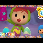 🐰 POCOYO in ENGLISH – Pocoyo's Easter Picnic [30 min] | Full Episodes, VIDEOS and CARTOONS FOR KIDS