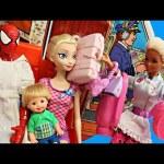 BARBIE AIRPLANE Flight School Where She Gets a New Career Kids Toys