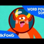 Body | Word Power | Head Shoulders Knees | Pinkfong Songs for Children
