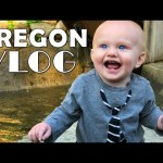 Doing all the Good Stuff in Oregon! || Mommy Monday