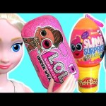 NEW L.O.L. Surprise Eye Spy Under Wraps Doll Series 2 | Jelly Slime Surprise