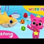 Shark 123 | Baby Shark | 3D Nursery Rhyme | Pinkfong Songs for Children