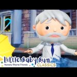 THE DOCTOR Song +More Nursery Rhymes and Kids Songs – ABCs and 123s | Learn with Little Baby Bum