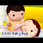 10 Babies in The Bed Song +More Nursery Rhymes & Kids Songs – ABCs and 123s | Little Baby Bum