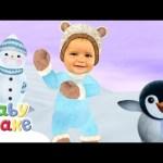 Baby Jake – Dancing in the Snow   Full Episodes   Yacki Yacki Yoggi   Cartoons for Kids