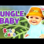 Baby Jake – Jungle Fun | Yacki Yacki | Full Episodes | Wizz | Cartoons for Kids