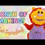 Drawing For Kids – Month of Making | Learn To Draw With Squiglet | Get Squiggling