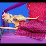 Frozen Elsa Barbie Bed and Breakfast DisneyCarToys Frozen Kids Alex & Felicia Dolls Kids Toys