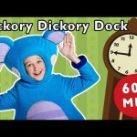Hickory Dickory Dock + More | Eep the Mouse and Friends | Mother Goose Club Phonics Songs