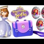 Maletín Surpresa Academia Real de La Princesita Sofía Juguetes en Español   Portable Classroom