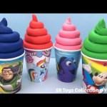 Play Doh Swirl Ice Cream Chupa Chups Candy Avengers Mashems Kinder Joy Ooshies TMNT Littlest PetShop