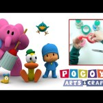 🌍POCOYO in ENGLISH – Arts & Crafts: Recycled Instruments Earth Hour 2017 |VIDEOS & CARTOONS for KIDS