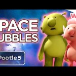 Q Pootle 5 – Big Space Bubbles | Wizz | Cartoons for Kids