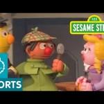Sesame Street: Ernlock Holmes | Bert & Ernie's Great Adventures