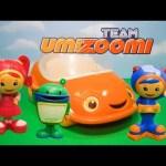 TEAM UMIZOOMI  Umirfic Umicar Milli Bot an Geo Toys Car Video
