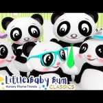 Where's PANDA? BOO Song +More Nursery Rhymes and Kids Songs – ABCs and 123s | Little Baby Bum