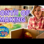 Woolly and Tig – Month Of Making | Full Episodes | Wizz | TV Shows for Kids