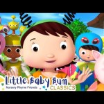 Halloween Party Song! | Halloween | Nursery Rhymes & Kids Songs – ABCs and 123s | Little Baby Bum