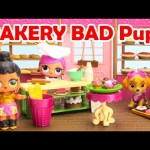 LOL Surprise Doll Bakery Grand Opening Paw Patrol Pups