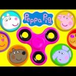 Peppa Pig Fidget Spinner Game
