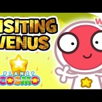 Planet Cosmo – Visiting Venus | Cartoons for Kids | Wizz