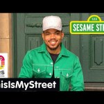 Sesame Street Memory: Chance the Rapper | #ThisIsMyStreet