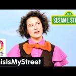 Sesame Street Memory: Ilana Glazer | #ThisIsMyStreet